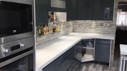 Quarzt kitchen top