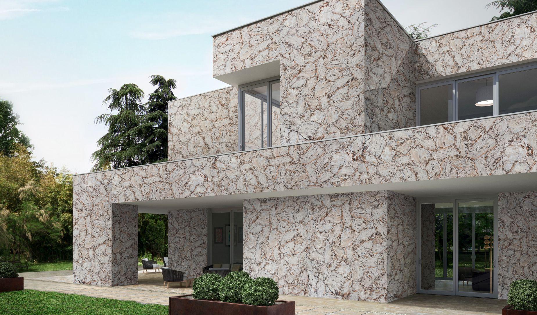 petrified_wood_white_leather_finish_outdoor_ventilated_façade
