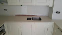 Ivory Quartz kitchen top  (5)