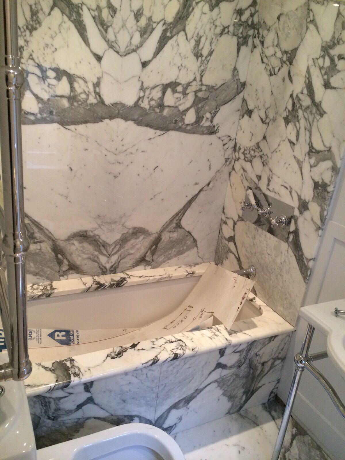 arabescato bathroom (2)
