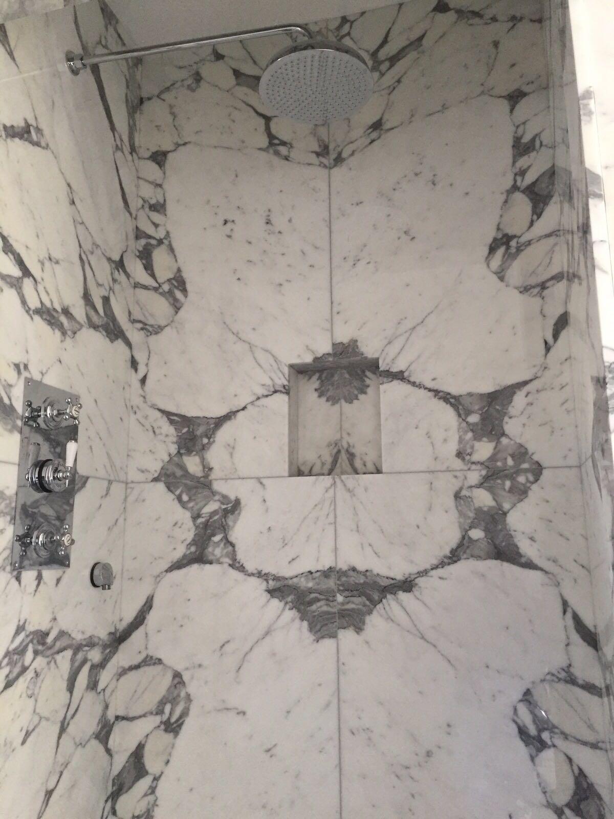 arabescato bathroom (7)