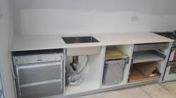 Ivory Quartz kitchen top  (7)