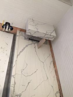 statuario quartz shower tray (3)