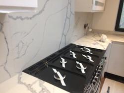 Statuario Quartz Kitchen top (1)