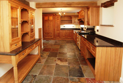 Natural stone flooring in London