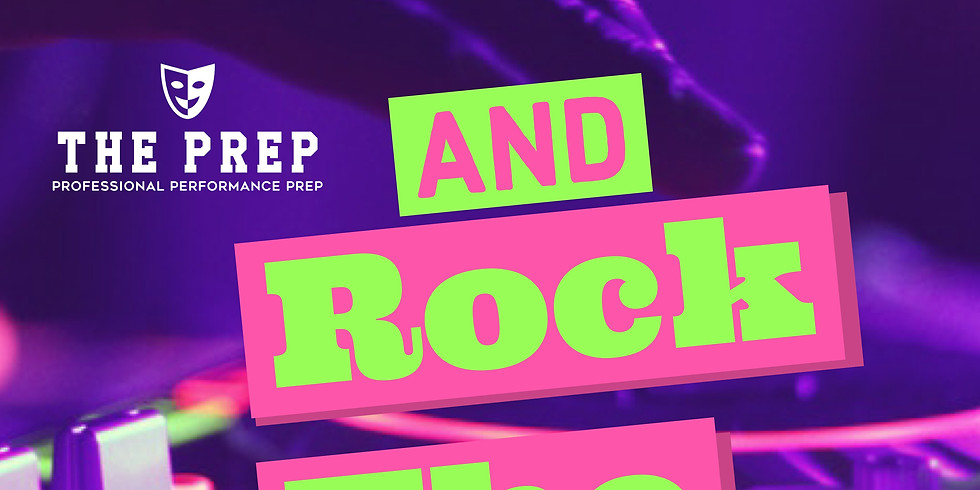 Rock the Read! - Voiceover Acting w/ Nate Begle - 4 Week Intensive 11/2-11/23