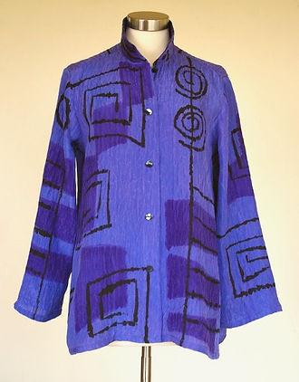 Violet  Modernist Blouse.jpg