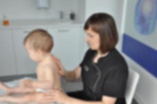 fisioterapia osteopatia pediatrica