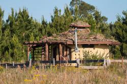 casa de barro, cob cottage