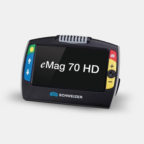 Loupe digitale schweizer eMag 70 HD