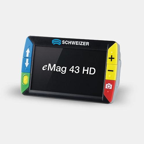 Loupe digitale schweizer eMag 43 HD