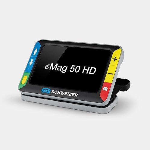 Loupe digitale schweizer eMag 50 HD