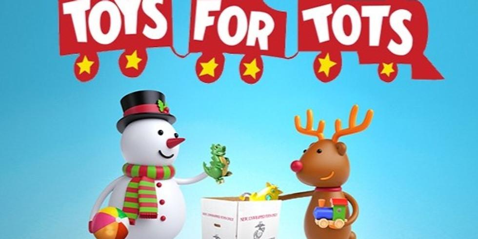 FCPC Preschool Toy Drive