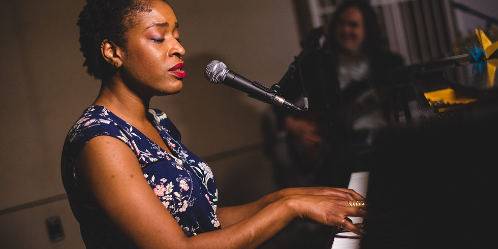 Joy Ike in Concert!