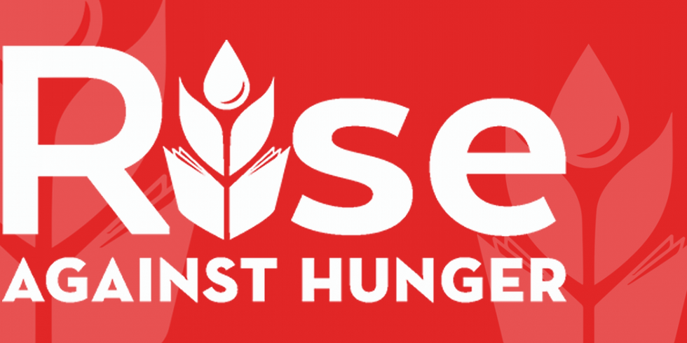 Rise Against Hunger!