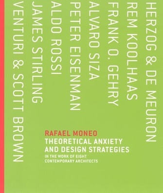 Lue - Theoretical Anxiety and Design Strategies in the Work of Eight Contemporary Architects