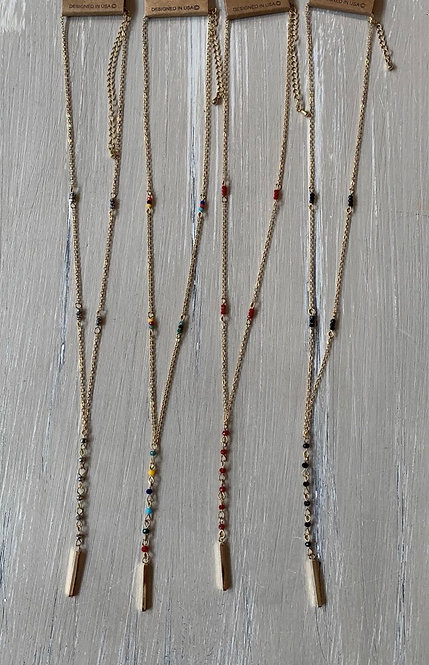 Simple Bohemian Necklace