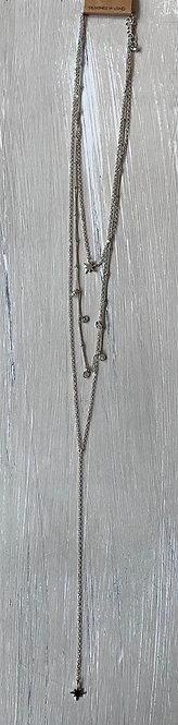 Boho Star Necklace