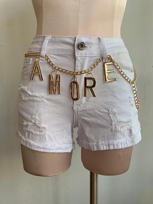 Amore Shorts