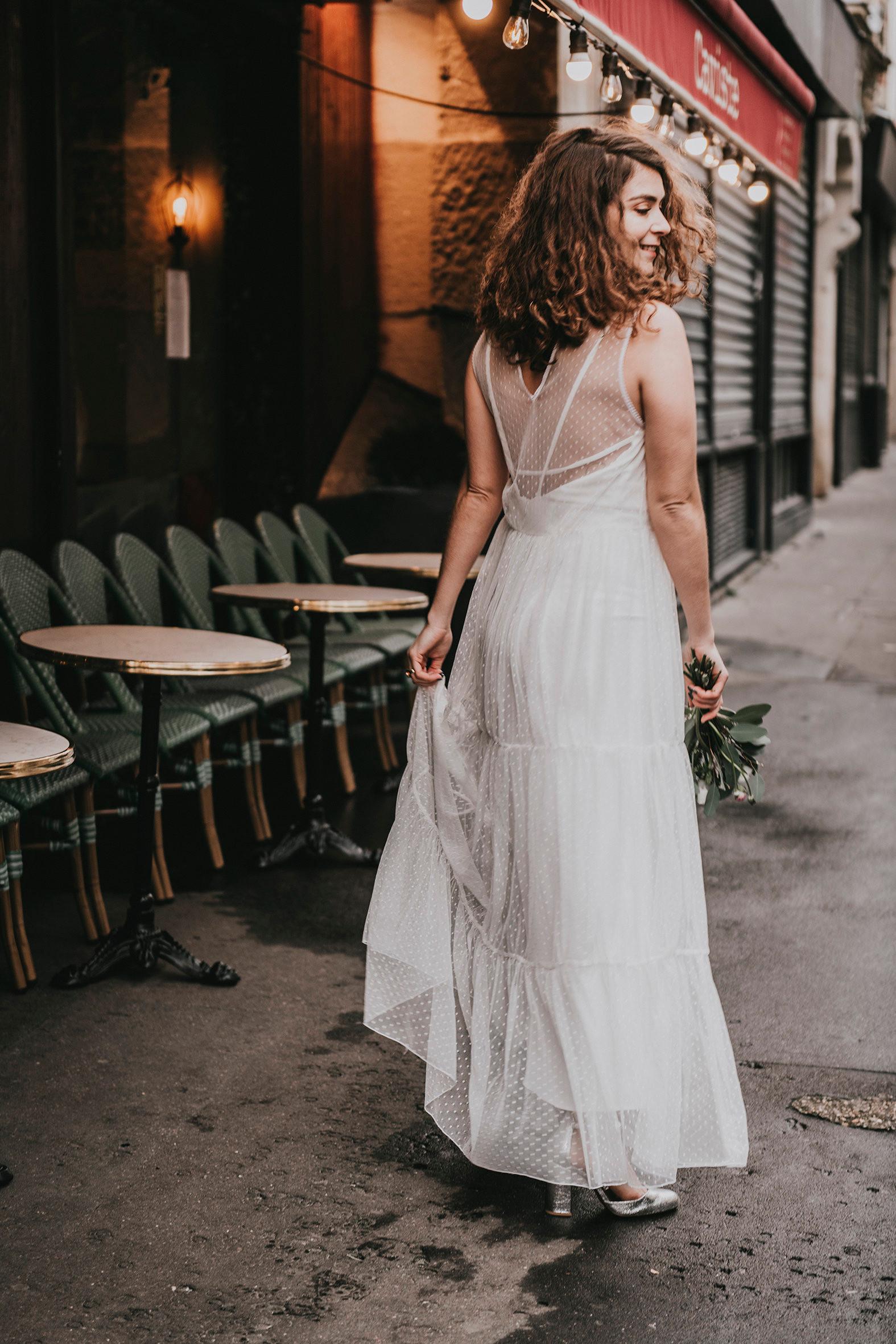 Robe Celeste et sous robe Agnès