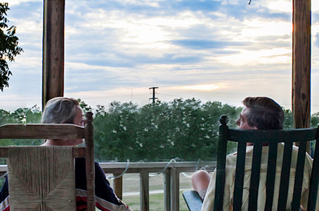 Rest, Silence, and Meditation at Fall Retreat 2021