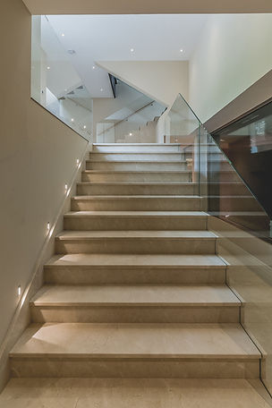 staircase marble
