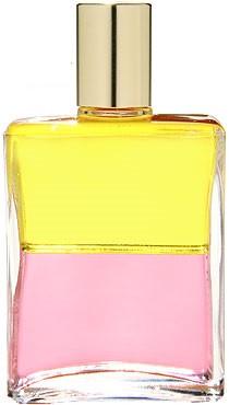 B022《再生者のボトル/目覚め》 イエロー/ピンクの意味・診断・効果。