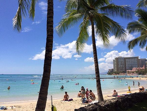 日本人に一番人気なビーチリゾートはやっぱりハワイ!