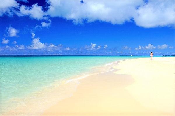 沖縄で一番キレイなビーチは宮古島!与那覇前浜ビーチが日本一!