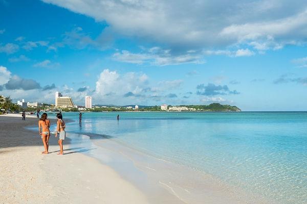 グアムの人気も高い!実力を伴うオススメなビーチリゾート。