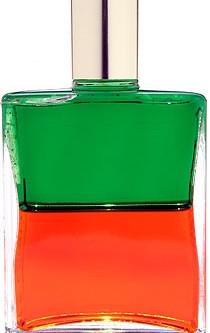 B082 《カリプソ》 グリーン/オレンジの意味・診断・効果。