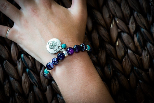 'BALANCE' Aroma Diffuser Bracelet