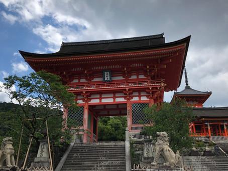 三福周辺の観光地ご案内:清水寺