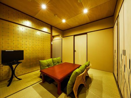 黄金色に色づく稲穂をイメージしたお部屋 Minori