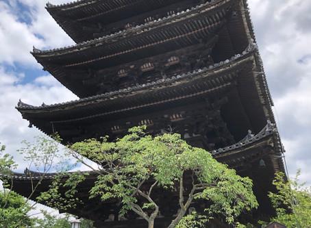 三福周辺のお勧め観光地:八坂の塔(法観寺)