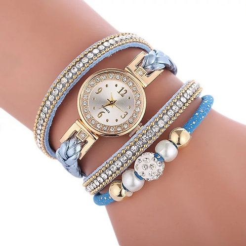Ariel Lux Bracelet & Watch