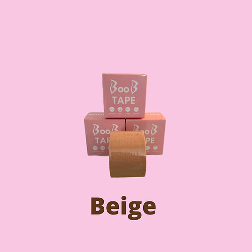 Beige Boob Tape