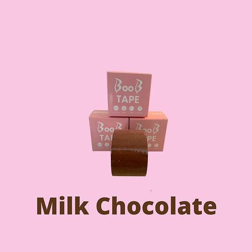 Milk Chocolate Boob Tape