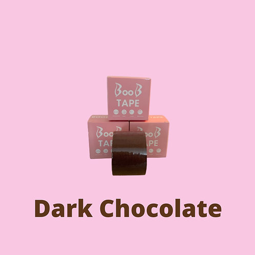 Dark Chocolate Boob Tape