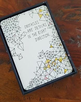 obstacles moeilijkheden shine natasha de