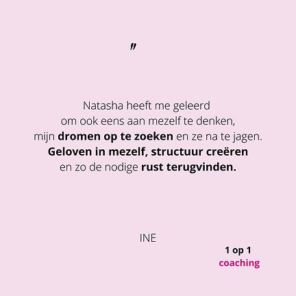 coaching Natasha Dewulf testimonial 1.pn