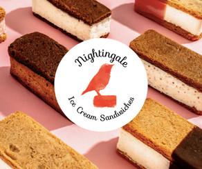 Nighingale Ice Cream Sandwiches