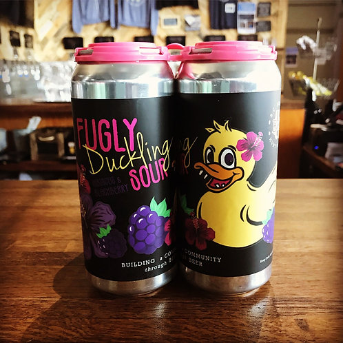 4 pack of fugly duckling