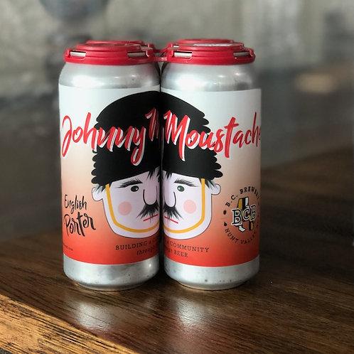Johnny Mustache English Porter