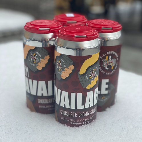 I'm Available Chocolate Cherry Stout