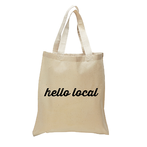 hello local tote