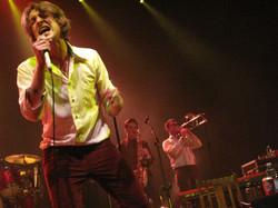 Paolo Nutini, Live