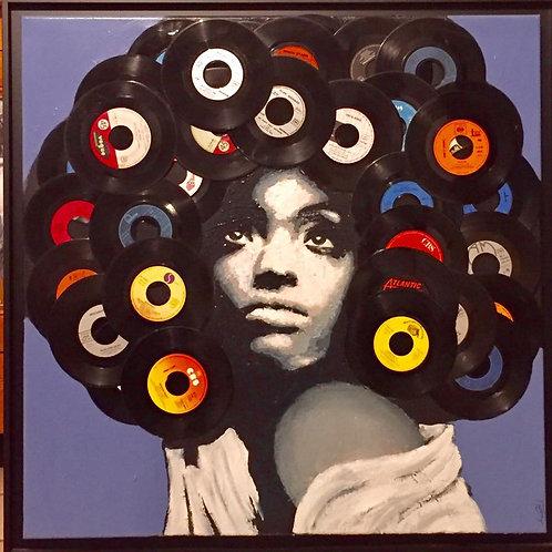 Chanteuse Vinyles