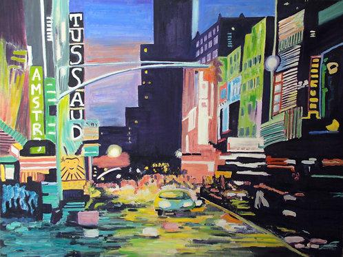 Tussaud NYC vert