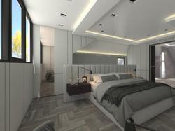 Malford Road - Master bedroom